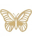 <h2>Figure Silhouette 048 Butterfly</h2> <p>Aproximate size (width x heigth):</p> <ul><li>6,5 x 4,6 cm (2,6 x 1,8 in)</li> <li>9 x 6,4 cm (3,5 x 2,5 in)</li> <li>12 x 8,5 cm (4,7 x 3,3 in)</li> <li>18 x 12,7 cm (7,1 x 5 in)</li> <li>24 x 17 cm (9,4 x 6,7 in)</li> <li>30 x 21,2 cm (11,8 x 8,3 in)</li> </ul>