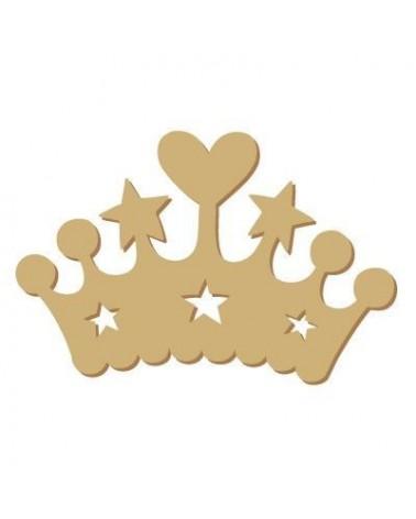 Silhouette Mini 080 Corona corazones