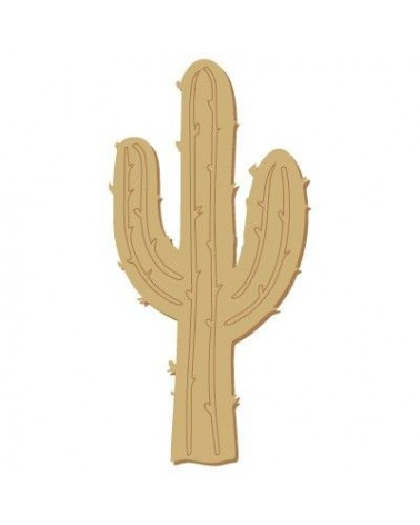 Silhouette Figur 106 Kaktus 3 Arme