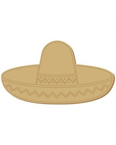 Silhouette Figure 109 Mexican Hat