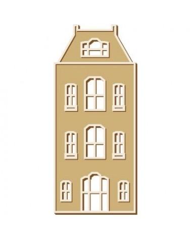 Soporte 034-40 Casa Holandesa 17x40cm