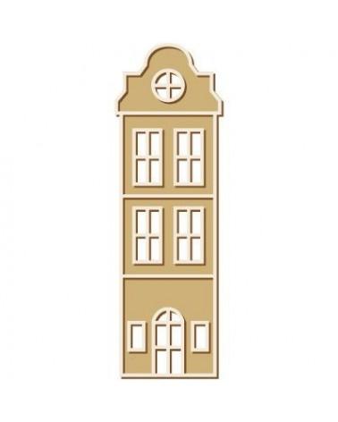 Soporte 036-40 Casa Holandesa 13x40cm
