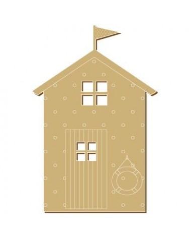 Soporte 050-20 Casa Playa 20cm alto