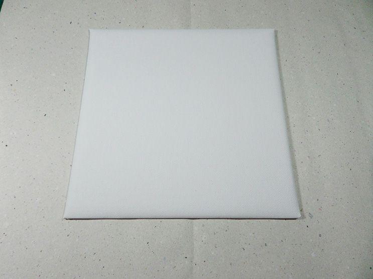 tarjeta stencil rombos paso 1