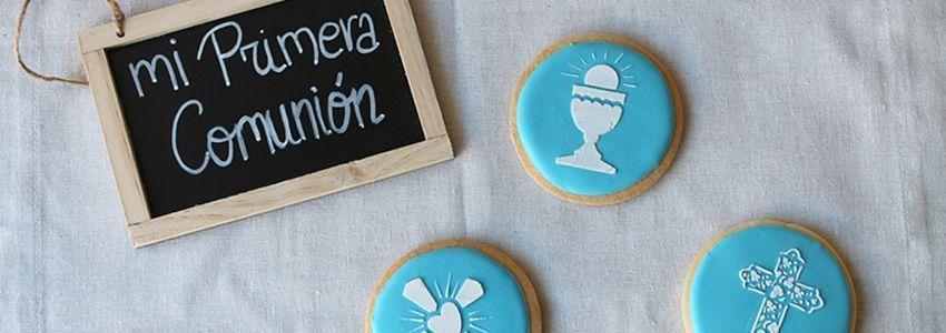 galletas comunion todostencil