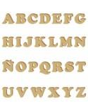 <h2>Silueta Abecedario 003 Cooper mayúscula 15mm</h2> <p>Medidas aproximadas (alto):</p> <ul> <li>1,5 cm</li> </ul> <p>Posibilidad de elegir entre madera y cartón</p>