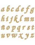 <h2>Alphabet Silhouette 006 Monotype Lowercase 10mm</h2> <p>Approximate size (heigth):</p> <ul> <li>1 x 1 cm (0,4 x 0,4 in)</li> </ul>