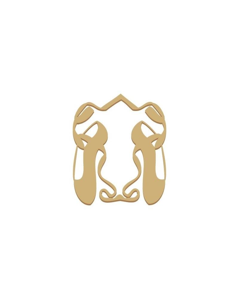 Silueta Figura 006 Zapatos ballet
