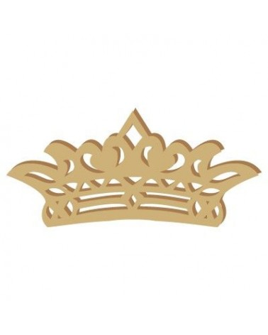 Wood Shape 018 Crown