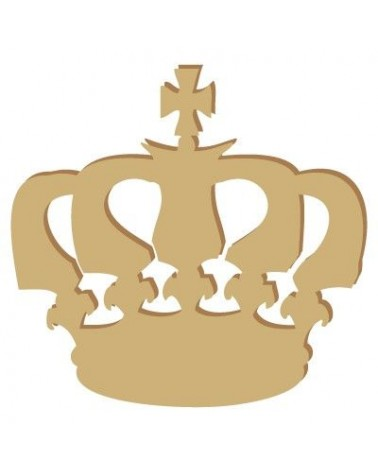 Wood Shape 019 Crown