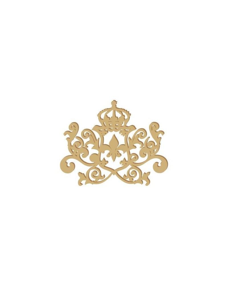 Silueta Figura 021 Corona Filigranas