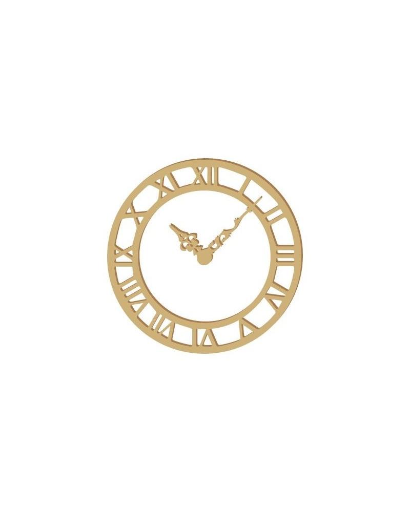 Silueta Figura 025 Reloj