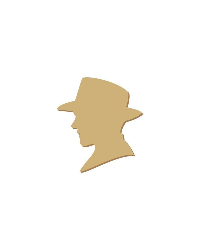 Silhouette Figure 040 Hombre