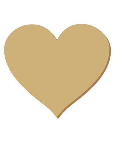 Silueta Figura 047 Corazón