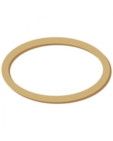 Wood Shape Frame 018 Oval