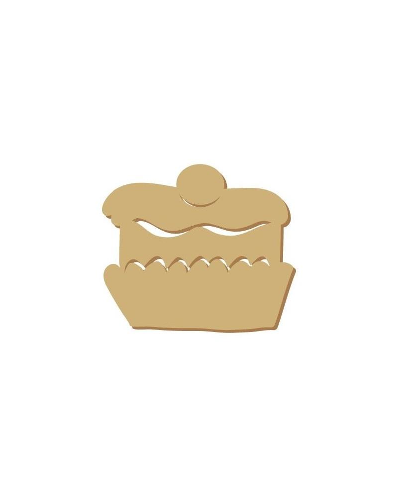 Silueta Mini 035 Cup Cake