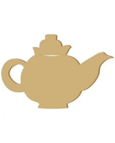 Mini Silhouette 038 Teapot