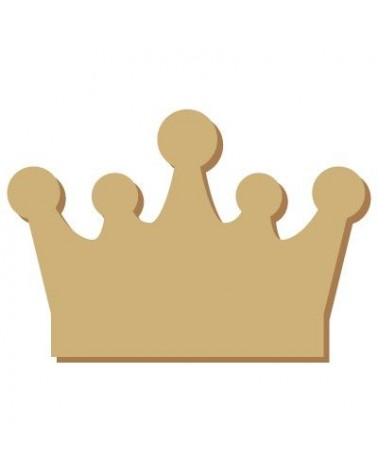 Mini Silhouette 073 King Crown