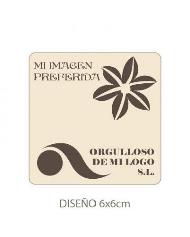 Stencil Imagen Subida 001 9x9cm