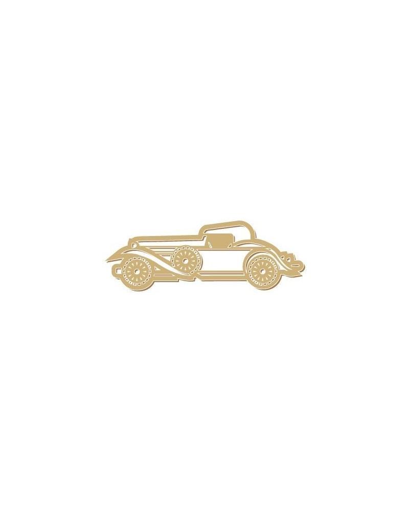 Figure Silhouette 056 Car