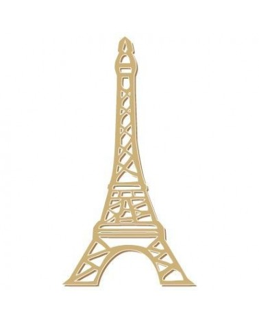Wood Shape 061 Eiffel Tower