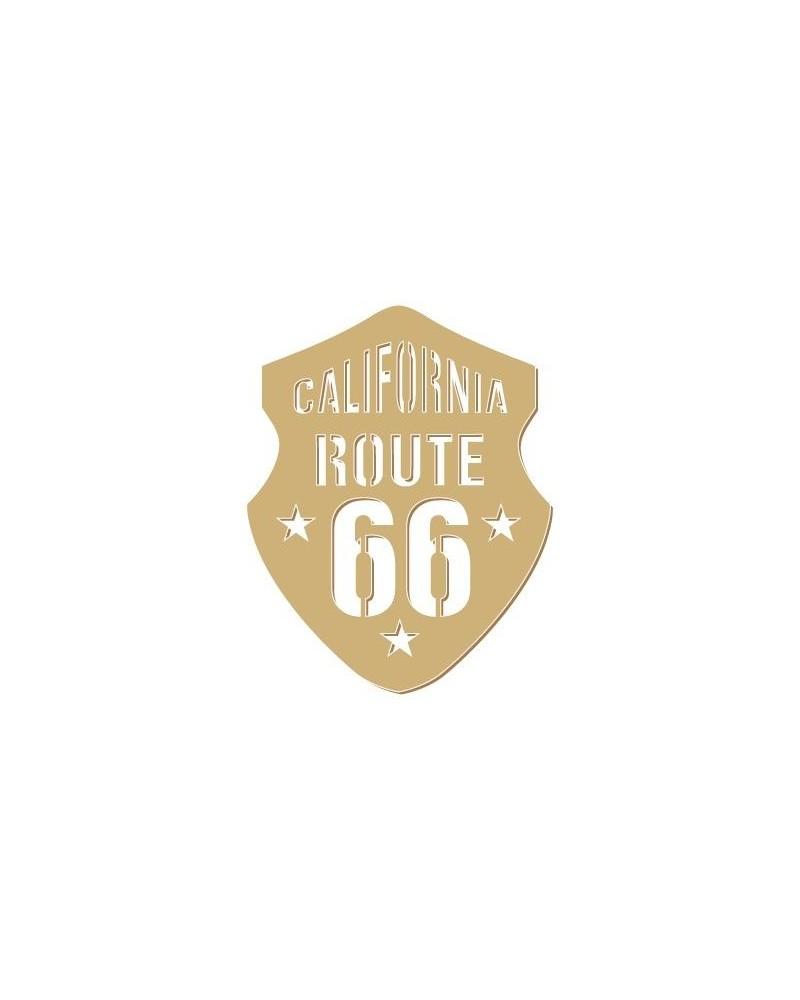 Silueta Figura 081 Ruta 66
