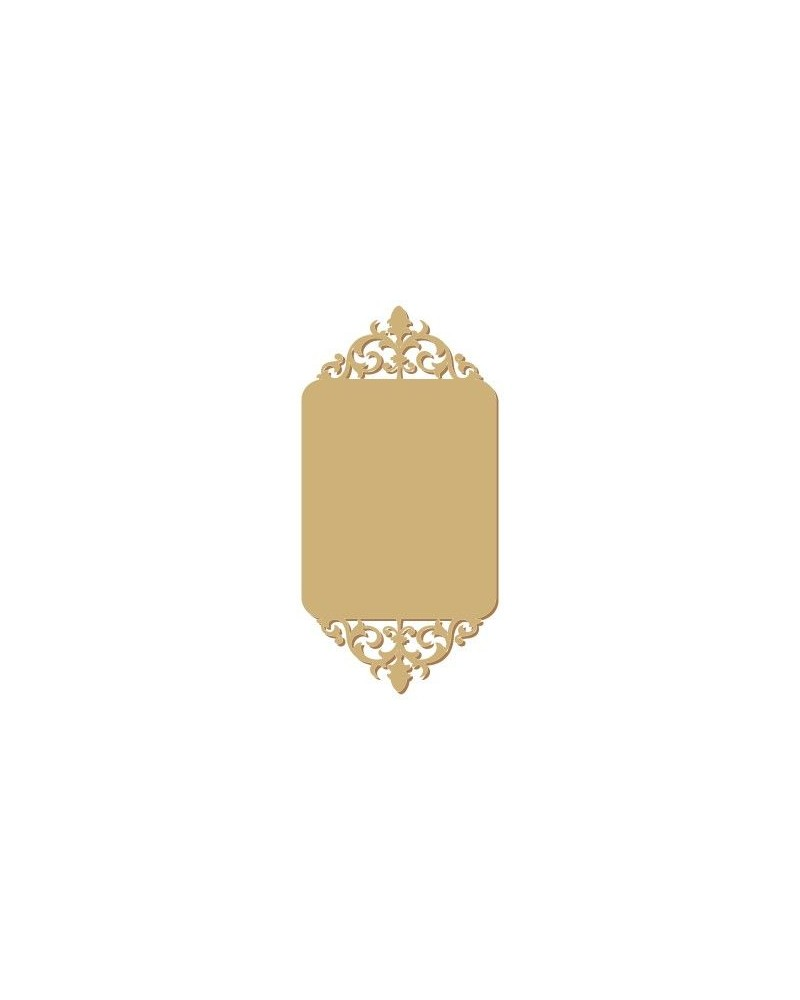 Silueta Placa 010