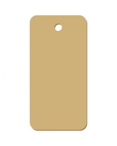 Wood Tag 002 Rectangular