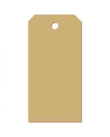 Wood Tag 003 Chamfered