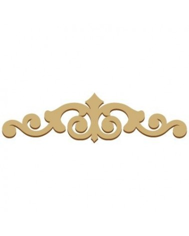 Wood Shape Damask 021