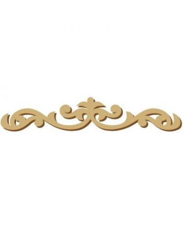 Wood Shape Damask 023