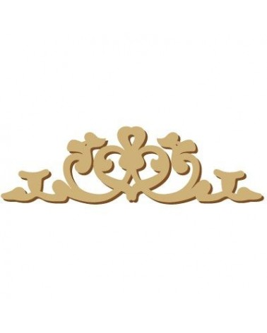 Wood Shape Damask 024