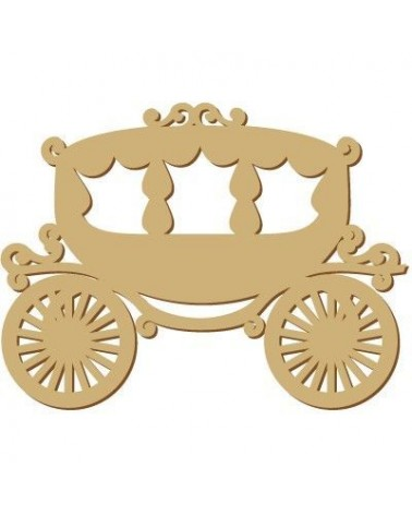 Silhouette Figure 102 Carriage