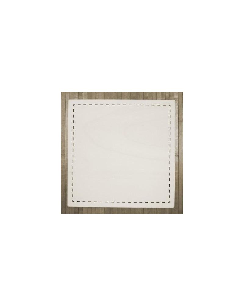 Wood Board 003 Stitched