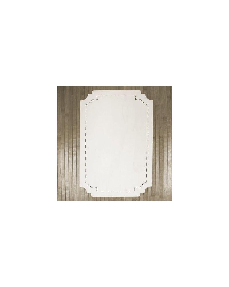 Wood Board 009 Stitched