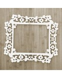 <h2>Wood Board 021 Frame Flowers</h2> <p>Aproximate size (width x heigth):</p> <ul> <li>30 x 27 cm (11,8 x 10,6 in)</li> <li>40 x 36 cm (15,7 x 14,2 in)</li> <li>50 x 45 cm (19,7 x 17,7 in)</li> <li>60 x 54 cm (23,6 x 21,3 in)</li> </ul>