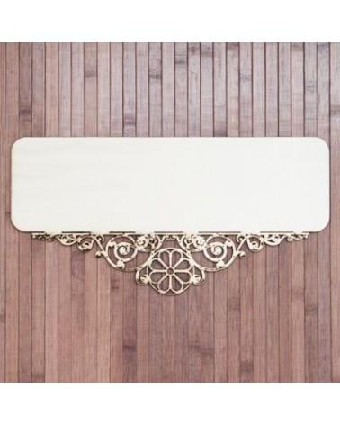 Wood Board 032-40 Vintage Board 40x20cm