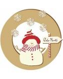 <h1>Wood Board 046 Snowman Crown</h1><p><ul><li>(S) 25 x 25 cm</li></ul></p>
