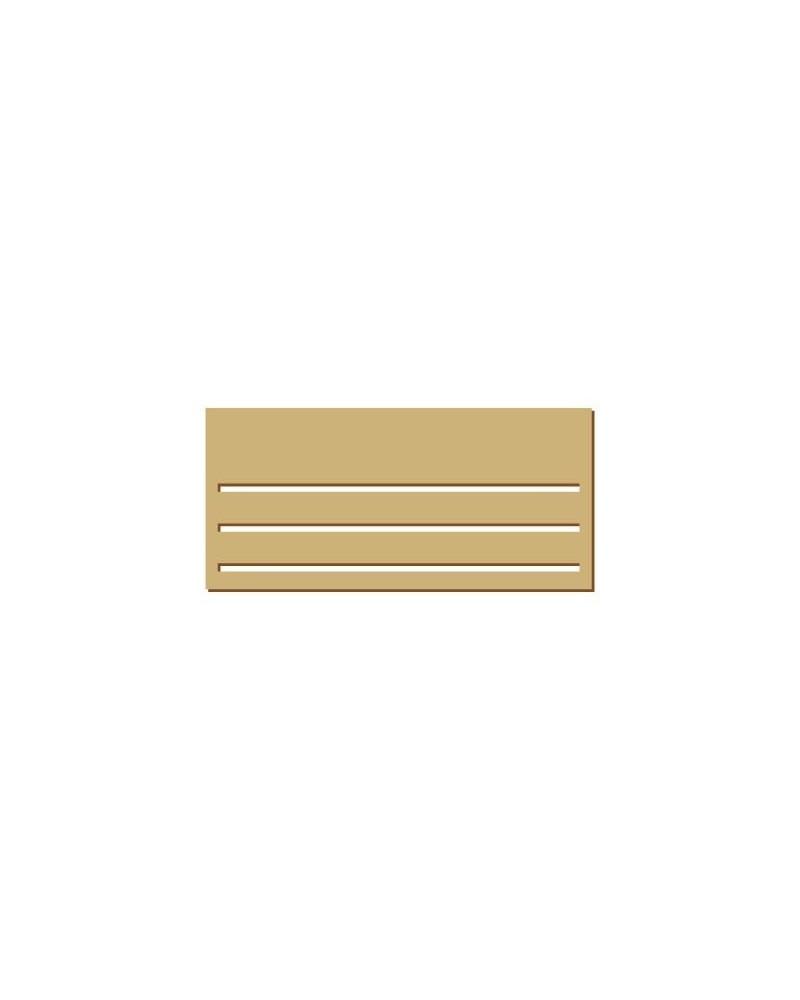 Soporte 036-25 Casa Holandesa 8x25cm