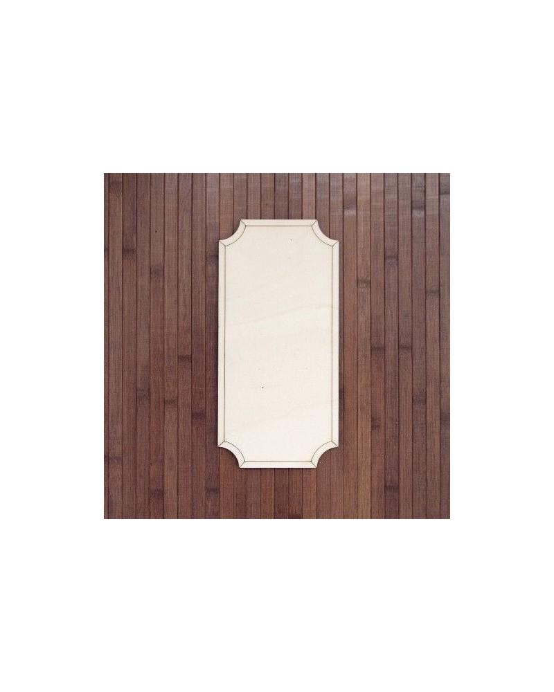 Wood Board 056 Rectangular