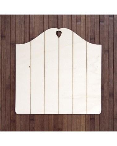 Wood Board 057 Vintage slats