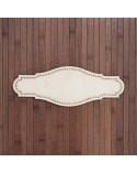 <h2>Soporte 059 Cartel romántico</h2> <p>Fabricado en madera de chopo de 7mm de grosor</p> <p>Medidas (ancho x alto):</p> <ul> <li>(S) 7,3 x 20 cm</li> <li>(M) 10,95 x 30 cm</li> <li>(L) 14,6 x 40 cm</li> <li>(XL) 18,25 x 50 cm</li> <li>(XXL) 21,9 x 60 cm</li> </ul> <p>Si lo quiere en otra medida o en DM envíenos un email</p>