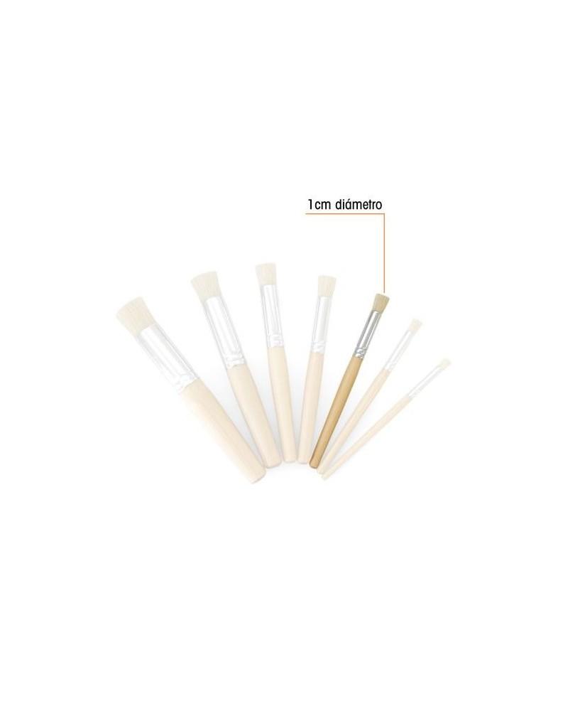 Eco Stencil Brush Nr3