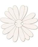 <h1>Wood Shape Button 024 Daisy</h1><p><ul><li>(S) 2,4 x 2,4 cm</li><li>(M) 3,6 x 3,6 cm</li><li>(L) 4,8 x 4,8 cm</li><li>(XL) 6 x 6 cm</li><li>(XXL) 7,2 x 7,2 cm</li></ul></p>