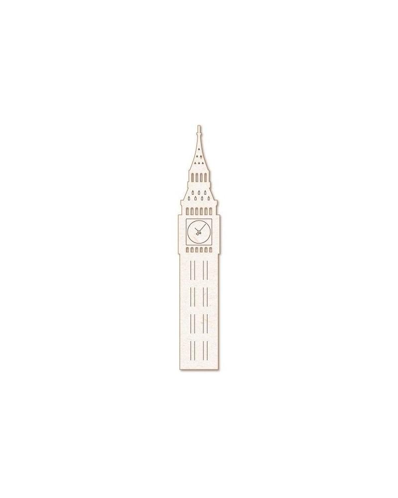 Silueta Figura 149 Big Ben