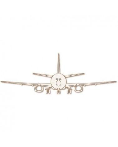 Silueta Figura 152 Avión