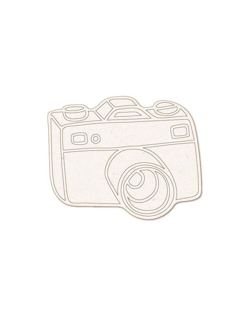 Wood Shape 159 Photo camera