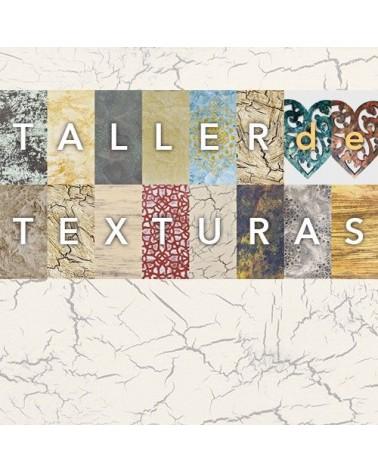 Taller de Pintura Decorativa - Texturas