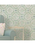 Stencil Home Decor Textura 003