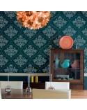 <p>Plantillas de gran formato para la decoración de habitaciones, paredes, techos, muebles, cortinas, alfombras, cojines, etc</p><p><ul><li>(S) 50 x 50cm - Diseño 48 x 48cm</li><li>(M) 47 x 70cm - Diseño 45 x 68cm</li><li>(L) 88 x 70cm - Diseño 86 x 68cm</li></ul></p>